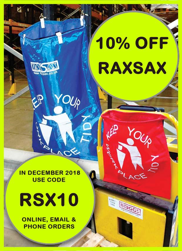 RAXSAX-DEC-PROMO