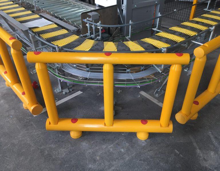 Stommpy safety railing