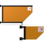 Pedestrian Swing Gate (Two-Way)