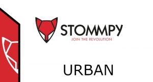 Stommpy urban logo