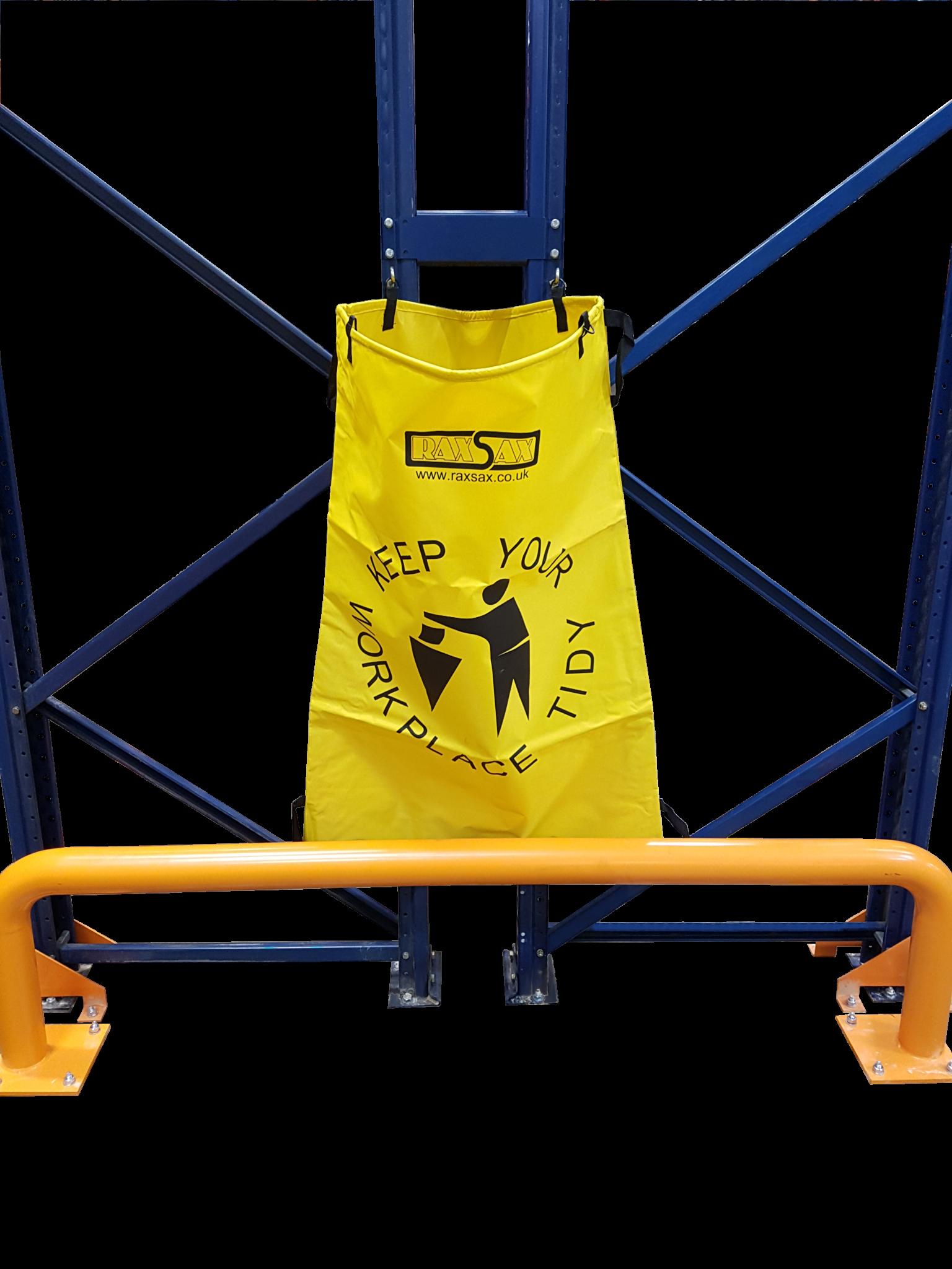 Raxsax yellow bag