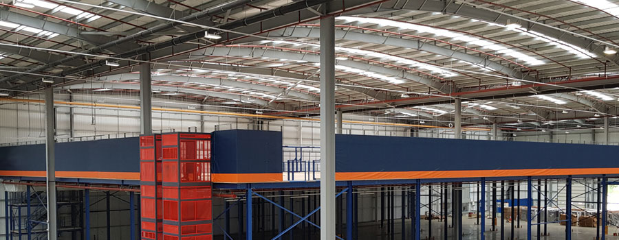 Read more about the article Expand your workspace with mezzanine flooring